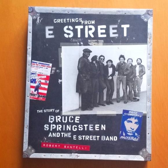 Bruce Springsteen – Greetings from E Street (2006)